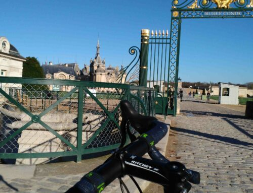 Chantilly à vélo